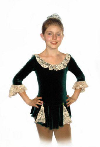 worldfigureskatewear images | world figure skate wear grace skating dress