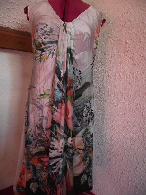 robe Burda - lefildemavie: Le Fil, Ma Vie, Patterns, Fil De, Robes Burda, Sewing, De Ma