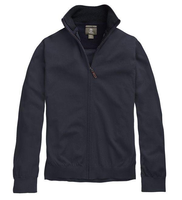 コットン カシミア フルジップ|セーター/スウェット/フリース | MEN'S(メンズ) - Timberland Online Shop
