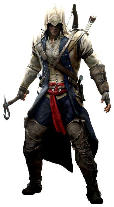 Ratonhnhaké:ton - Assassin's Creed Wiki
