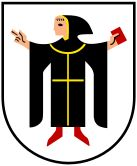The emblem of Munich