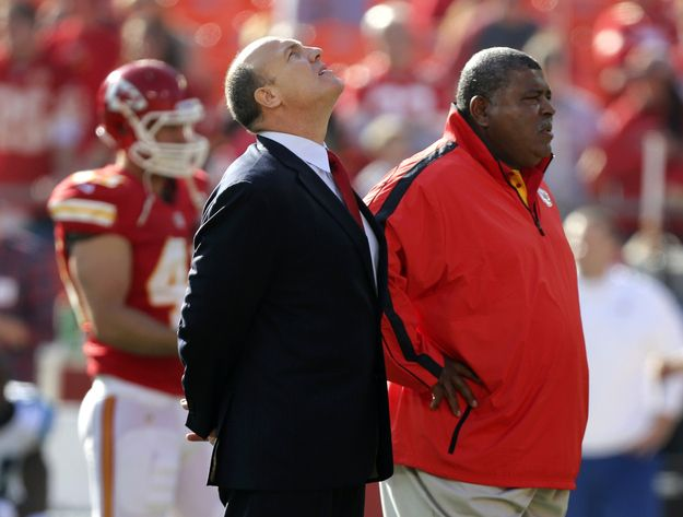 13 Powerful Photos From The First Chiefs Game After The Shooting