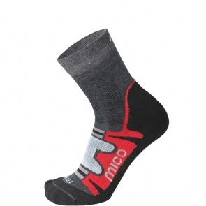 SOCKS TREKKING ODOR ZERO MEDIUM [CA 3063]€ 15.90  Short Trekking sock medium Structure + anatomical paddings in Everdry + LYCRA® ODOR ZERO silver based treatment