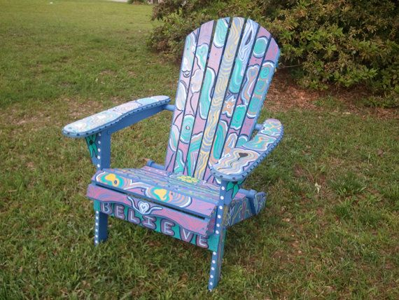 8 Best Iowa Hawks Hawkeye Wooden Painted Chair Images On