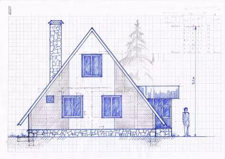 Строим дом шалаш 125