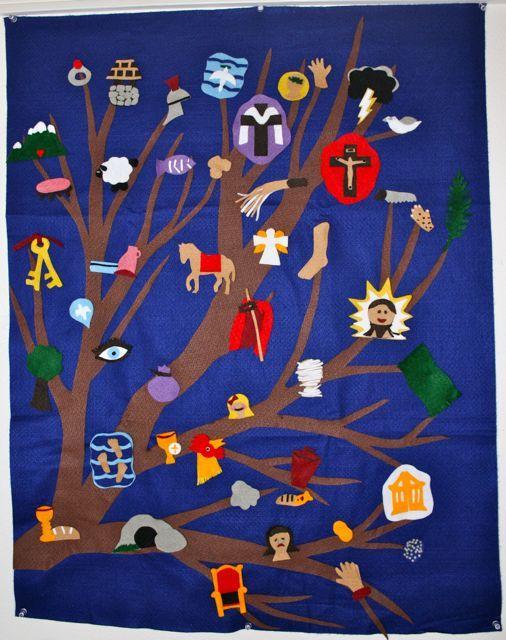 The Jesus Tree is a wonderful way to do a Lenten Bible Study with children. Every day during lent our children look forward to reading th...