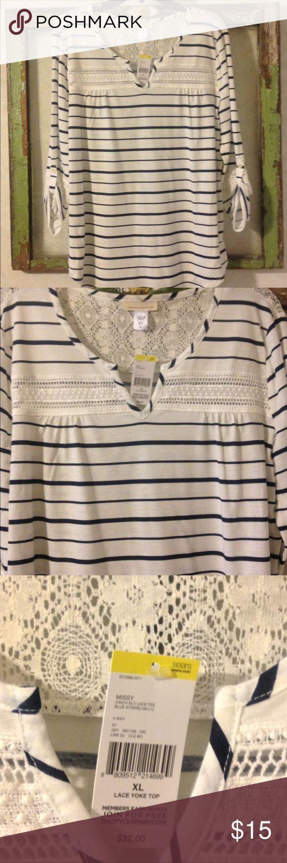 New, Canyon River Blues Shirt. Size XL New, Canyon River Blues Shirt. Size XL Canyon River Blues Tops