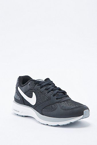 Nike LunarSpeed Mariah Trainers in Black - Urban Outfitters
