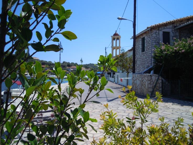 Vathi, Meganisi, Greece