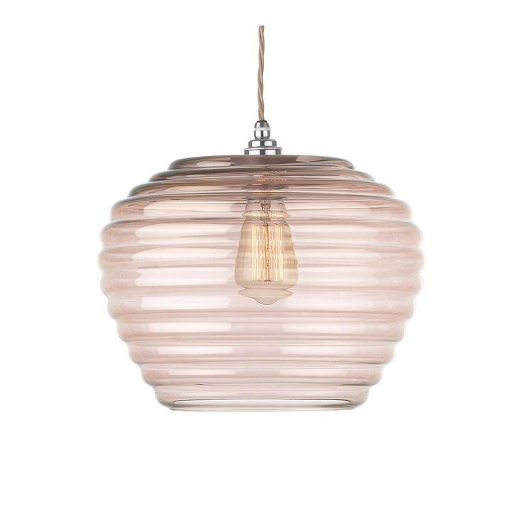 Heathfield Amp Co Celeste Lustre Pendant Light From The