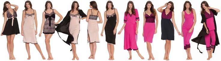 #sexy #pyjamas #chemise #christmas #sexy #lingerie #sleepwear #present #pink #silk #black