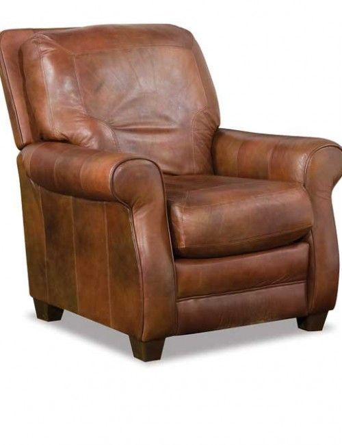 The good old small leather recliners | Leather recliner ...