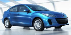 2013 Mazda Mazda3, ranked #1 in affordable small cars, affordable compact cars, and hatchbacks!  Powerful engines and sharp handling.