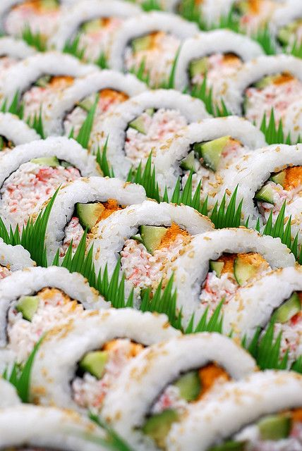 I Love Sushi ¡!    Now that I was taught what to order!!! Giggles & laughs..... Those were fun times.... Not counting the time when order was too spicy....but it was funny....
