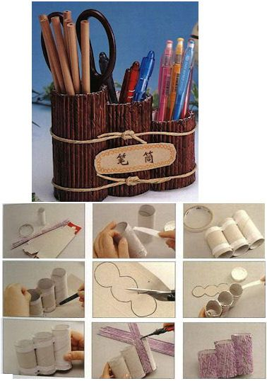 wc rolletjes en papier