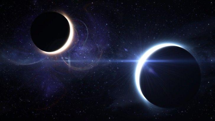 Los Eclipses Solar Y Lunar