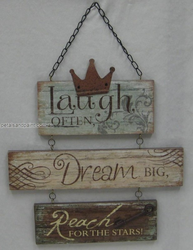I like this saying a little bit better than the live well, laugh often, love much... I will have to make something with this!