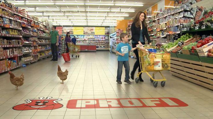 Supermarket Profi Romania - spot tv - oferta speciala Bonux 6 KG (deterg...