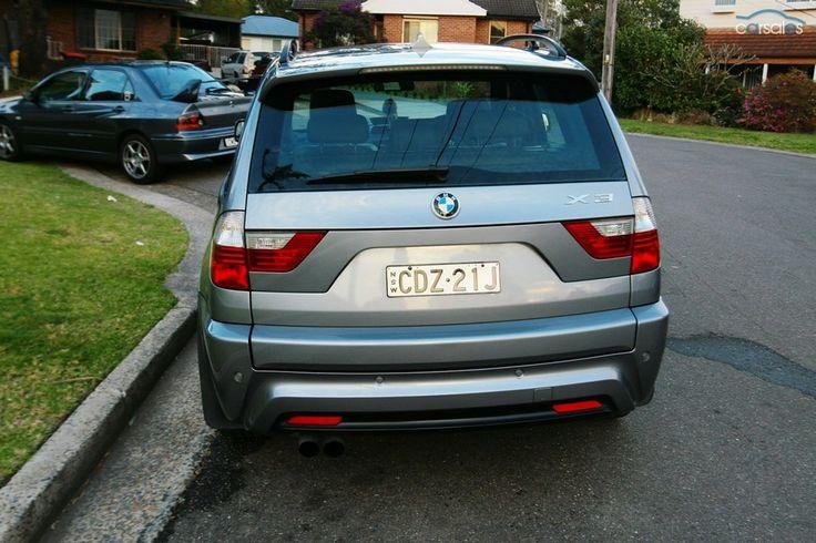 2008 BMW X3 E83 si MY07 Steptronic