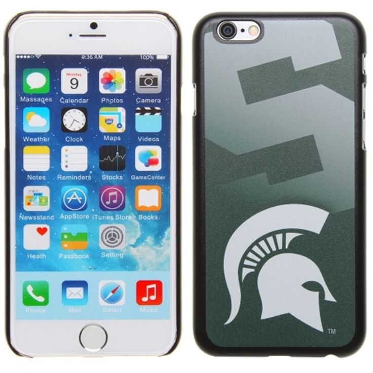 Michigan State Spartans iPhone 6 Slim Phone Case