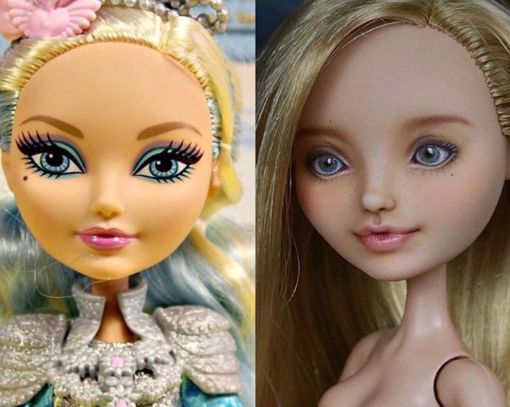 [ ООАК Monster High | Ever After High OOAK ]