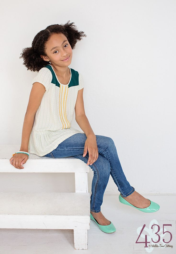 Friends Forever Fall 2015 Melissa Top Tween Fashion