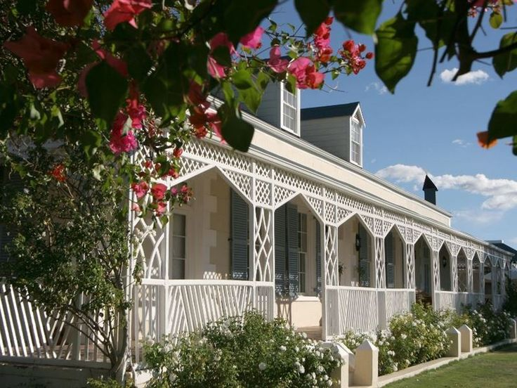 Klipheuwel Country House - Klipheuwel Country House is a typical late Victorian homestead that dates back to the feather-boom period of the early 1900's. It is a boutique guest house, situated on a working ostrich farm, just 7 minutes ... #weekendgetaways #oudtshoorn #southafrica
