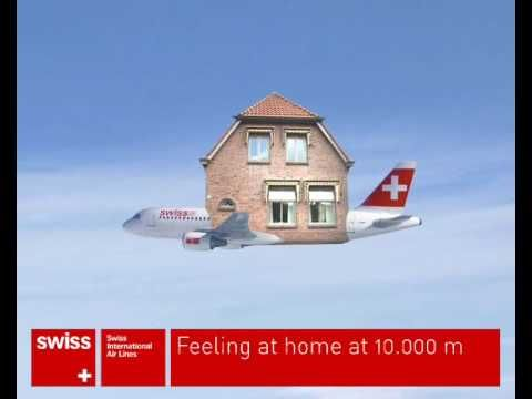 Stop Motion at its best! Willkommen an Bord... Feel like home in 10.000 Meter…