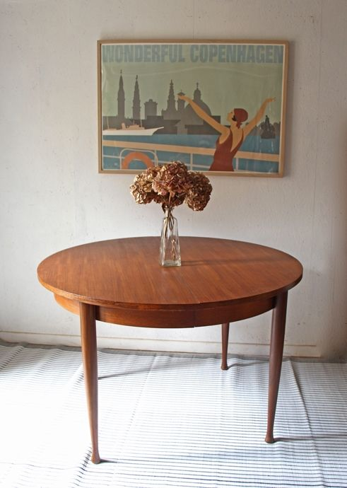 25 best ideas about table ronde on pinterest tables for Table ronde en chene