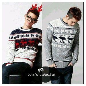 tom's sweater - Toko Baju Online TGM
