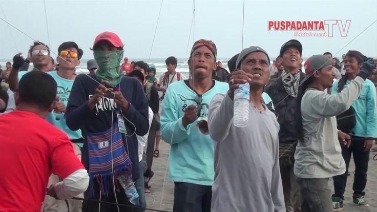Saksikan Festival Layang Layang Di Pantai Parangkusumo Bantul Yogyakarta