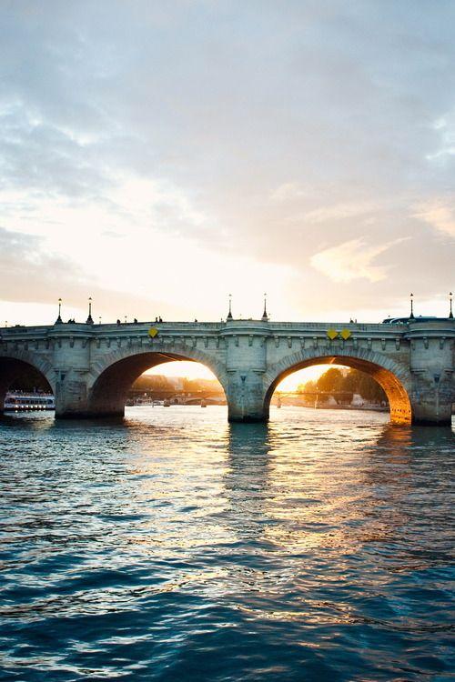 Paris vu à bord des Yachts