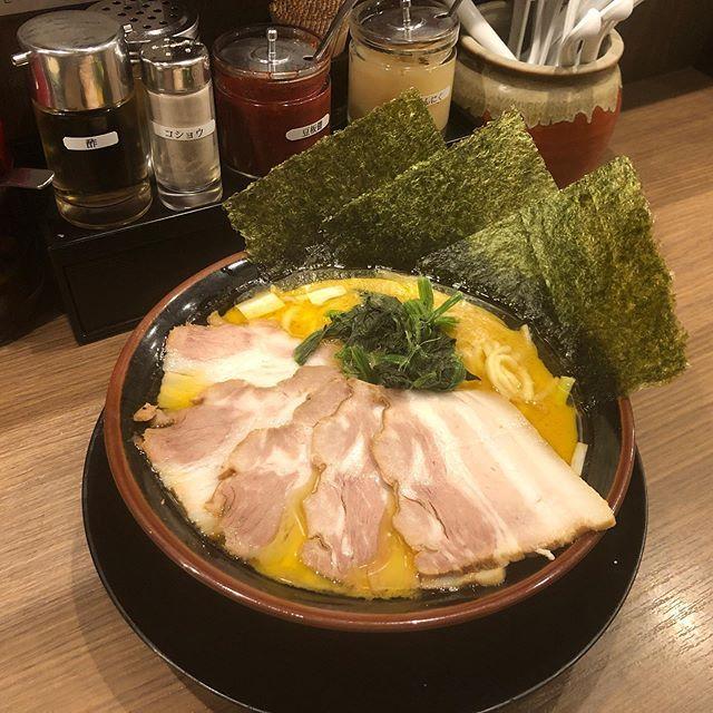 名古屋駅近くのぎん家へ 無性にこってりが食べたくなる 名古屋