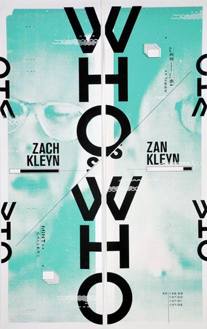 Who is Who | Zach Kleyn