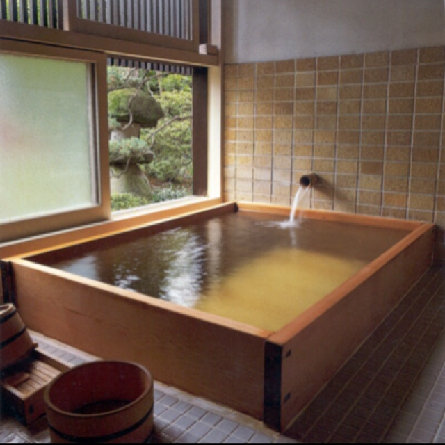 Obsessed with Japanese baths14