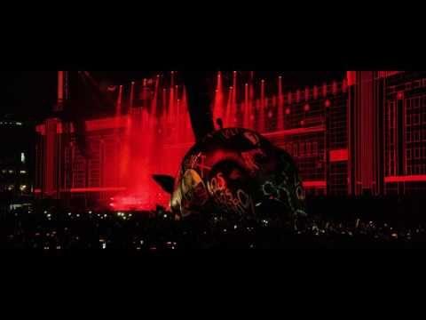 "YouTube. Roger Waters - ""Pigs (Three Different Ones)"".  Lyrics:  ""Big man, pig man Ha, ha, charade you are [...]"". #Trump"
