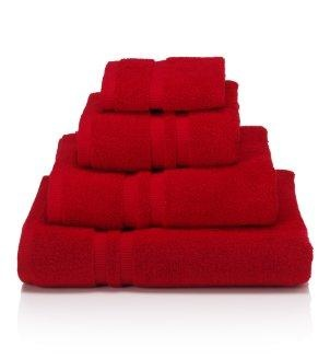 Red towels #RightBathRightNow