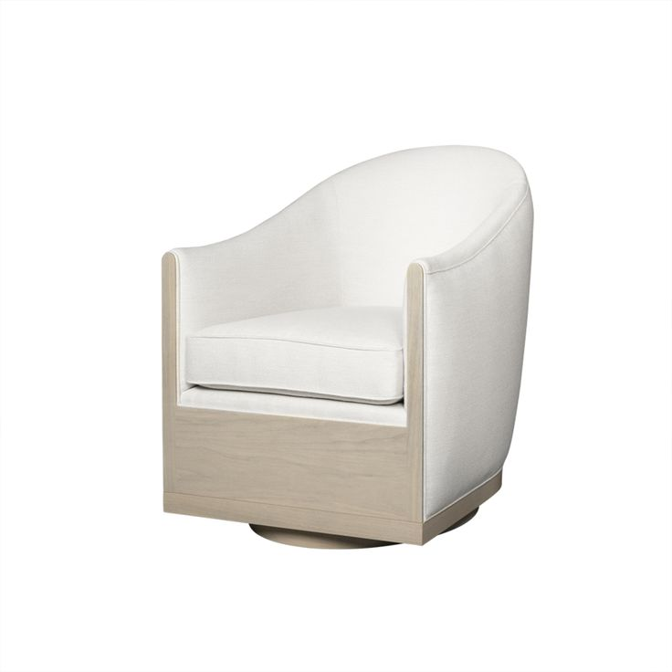 Buy Phoebe Glider by ducduc - Made-to-Order designer Seating from Dering Hall's collection of Contemporary Mid-Century / Modern Transitional Art Deco Lounge Chairs.