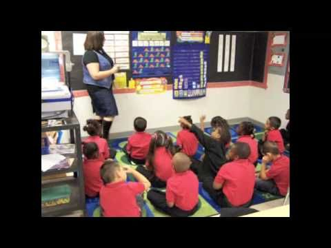 "Kindergarten morning meeting - ""Whole Brain"""