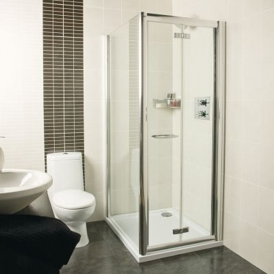 1000 images about inward opening shower door enclosures on pinterest it is peterborough and for Folding shower for small bathrooms