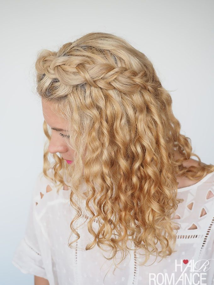 Curly hair QandA – best haircuts for curls, curly hair and exercise, fave products, braids frizz and more!
