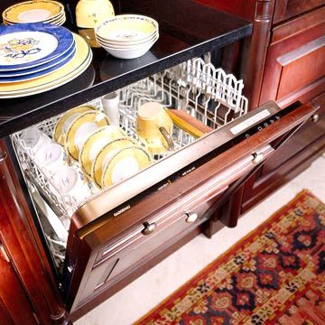 An additional dishwasher in the butler's pantry!  Great for entertaining!