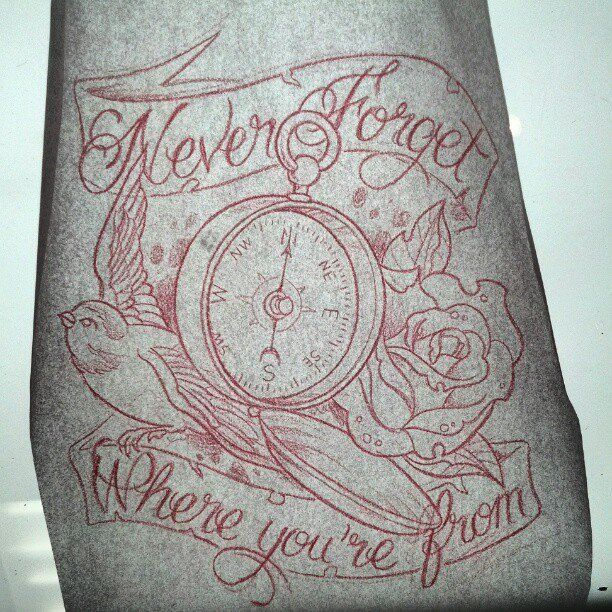 Tattoo Quotes With Roses: 41 Best Beautiful Rose Tattoos With Quotes Images On