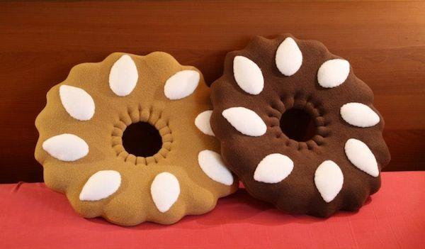 Cuscini biscotto - Fotogallery Donnaclick
