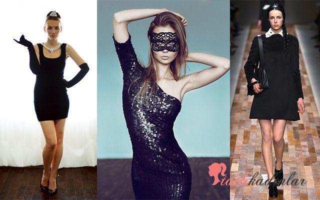 Siyah Elbisenizle Yaratabileceğiniz Cadılar Bayramı Kostümleri #siyahelbise #cadılar #cadılarbayramı #kıyafet #elbise #giyim #aksesuar