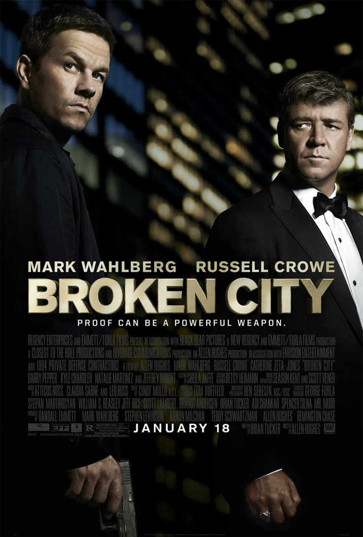 movies 2013 | Broken City (2013) Movie Poster | BeyondHollywood.com