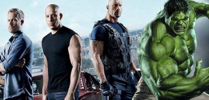 """Velozes e Furiosos7 não é um filme da Marvel, mas isso não impediu """"O Incrível Hulk"""" de ter uma breve """"participação especial"""" no filme. Confira! Velozes e Furiosos7poderia, de certa forma, ser considerado a primeira vez que Groot e O Incrível Hulkapareceram juntos, ou pelo menos seus respectivos atores. Após Hobbs (Dwayne """"The Rock"""" Johnson) …"""
