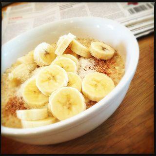 Ontbijt! Het is supergoed voor je en, zeker niet onbelangrijk, snel klaar.De ideale kickstarter voor een nieuwe, spannende dag vol energie!