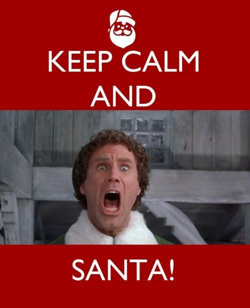 Oh  how I love Elf