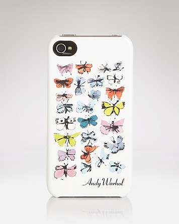 InCase iPhone Case - Andy Warhol Butterflies - Tech Accessories - Small Accessories - Handbags - Bloomingdale's: Cases 40, Iphone Cases, Butterflies Iphone, Incas Iphone, Inca Iphone, Iphone 4 Cases, Andy Warhol, Warhol Butterflies, Tech Accessories
